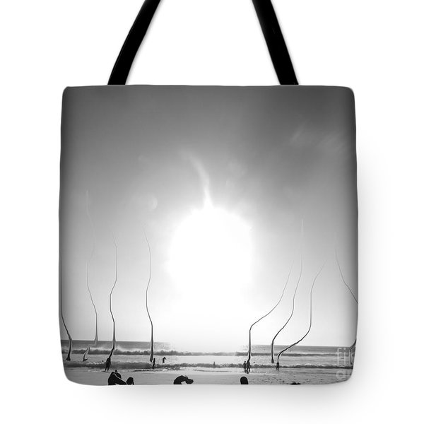 Tote Bag featuring the photograph Underground by Beto Machado