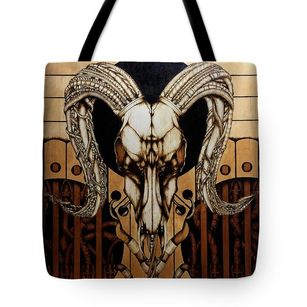 Untitled Tote Bag by Jeff DOttavio