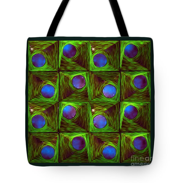 4 X 4 Pop Tops 4 Tote Bag