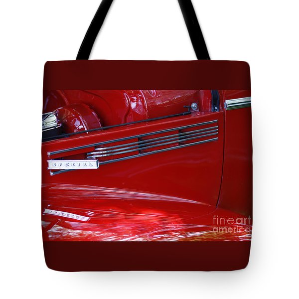 1940 Buick Special Tote Bag