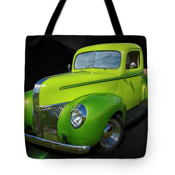 40s Ford Tote Bag
