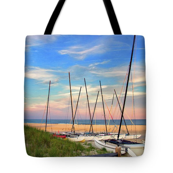 41st Street Beach In Ocean City Nj Tote Bag