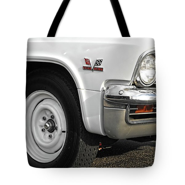 427 Tote Bag by Kristie  Bonnewell