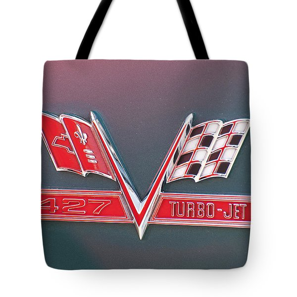 427 Turbo - Jet Tote Bag