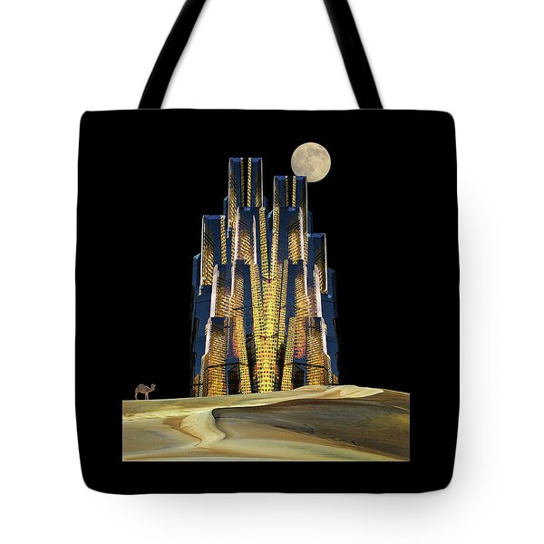 Tote Bag featuring the photograph 4365 by Peter Holme III