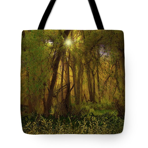 Tote Bag featuring the photograph 4368 by Peter Holme III