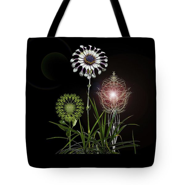 Tote Bag featuring the photograph 4369 by Peter Holme III