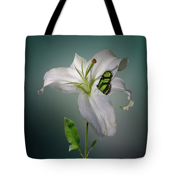 Tote Bag featuring the photograph 4371 by Peter Holme III
