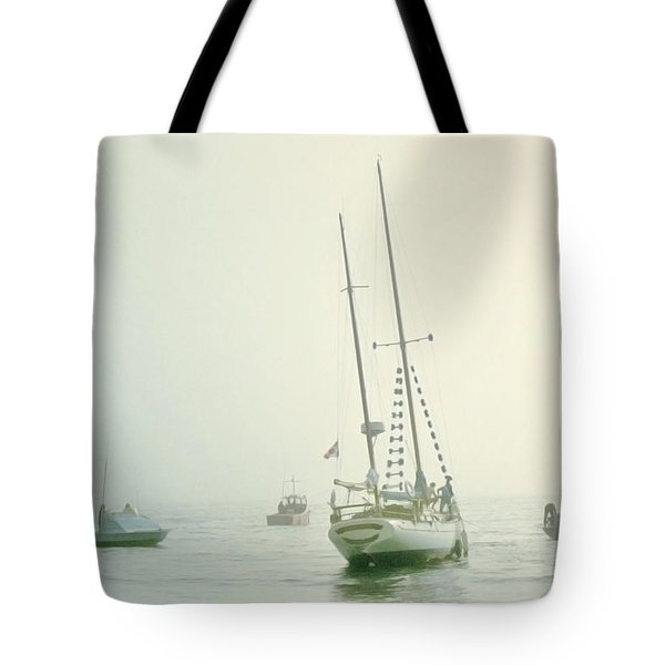 Tote Bag featuring the photograph 4373 by Peter Holme III