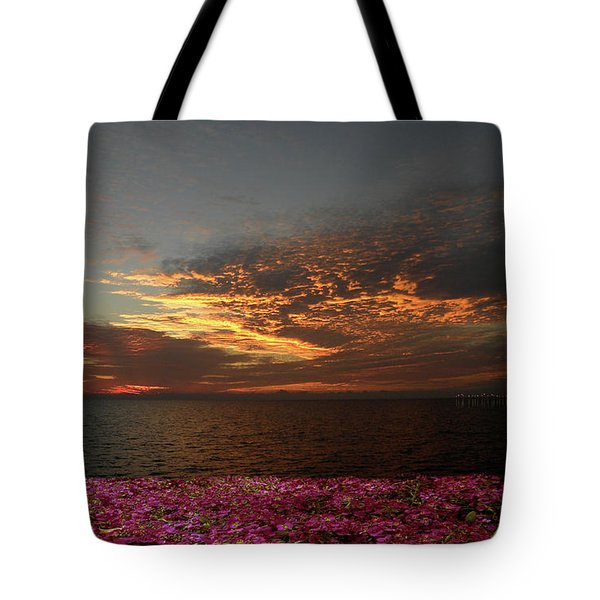 Tote Bag featuring the photograph 4380 by Peter Holme III