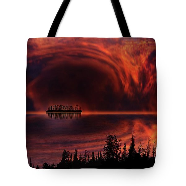 Tote Bag featuring the photograph 4385 by Peter Holme III