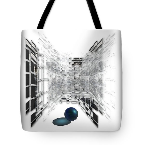 Tote Bag featuring the photograph 4387 by Peter Holme III