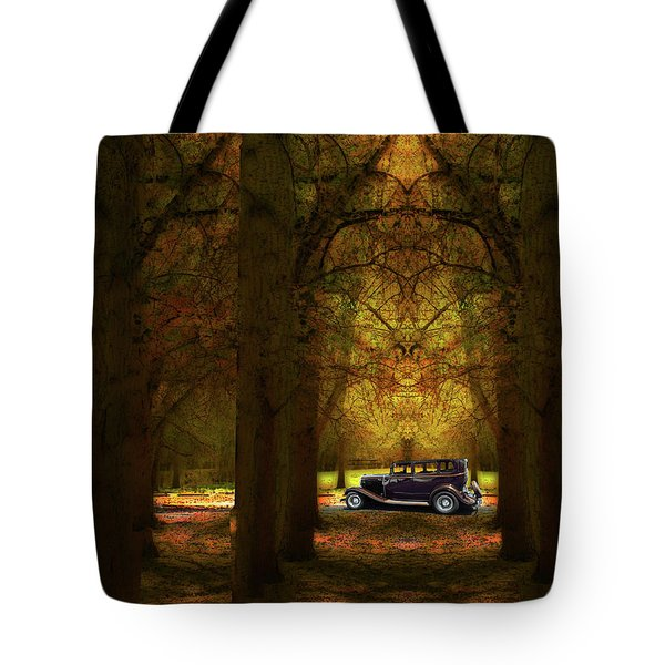 Tote Bag featuring the photograph 4390 by Peter Holme III