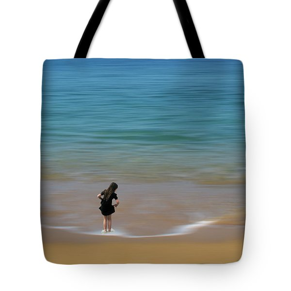 Tote Bag featuring the photograph 4391 by Peter Holme III