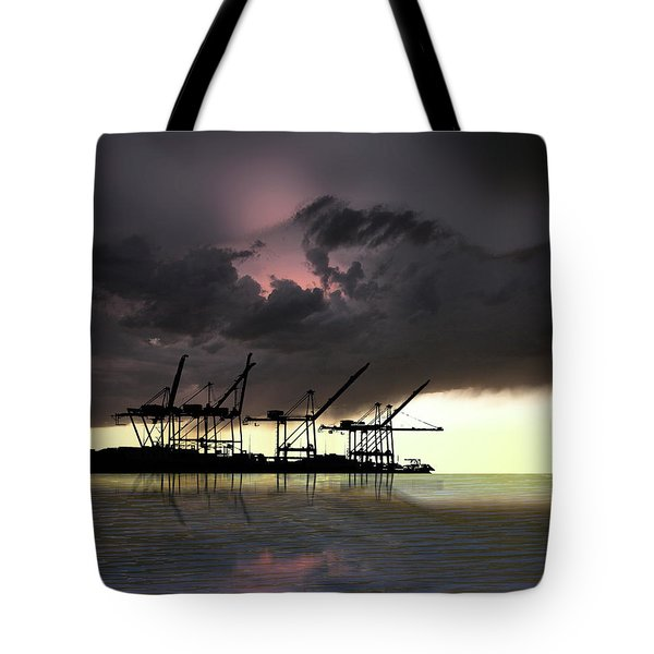 Tote Bag featuring the photograph 4396 by Peter Holme III
