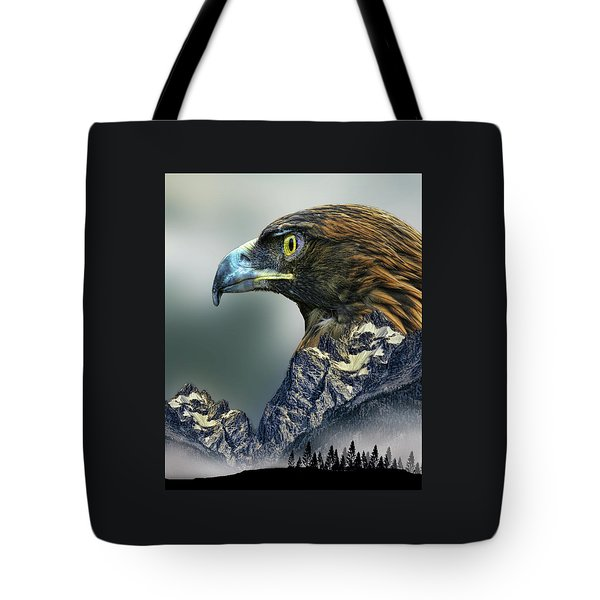 Tote Bag featuring the photograph 4397 by Peter Holme III