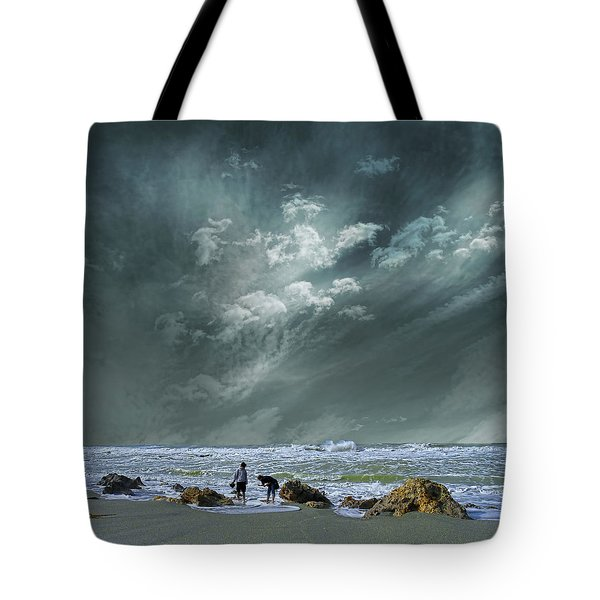 Tote Bag featuring the photograph 4399 by Peter Holme III