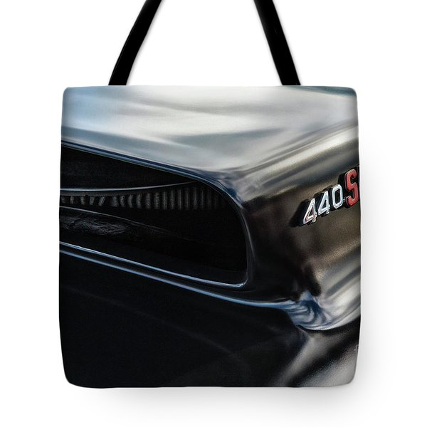 Tote Bag featuring the photograph 440 Sixpack by Brad Allen Fine Art