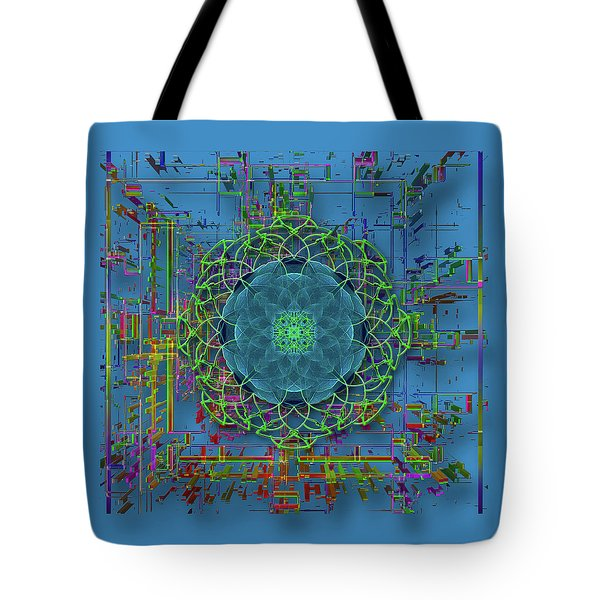 Tote Bag featuring the photograph 4402 by Peter Holme III