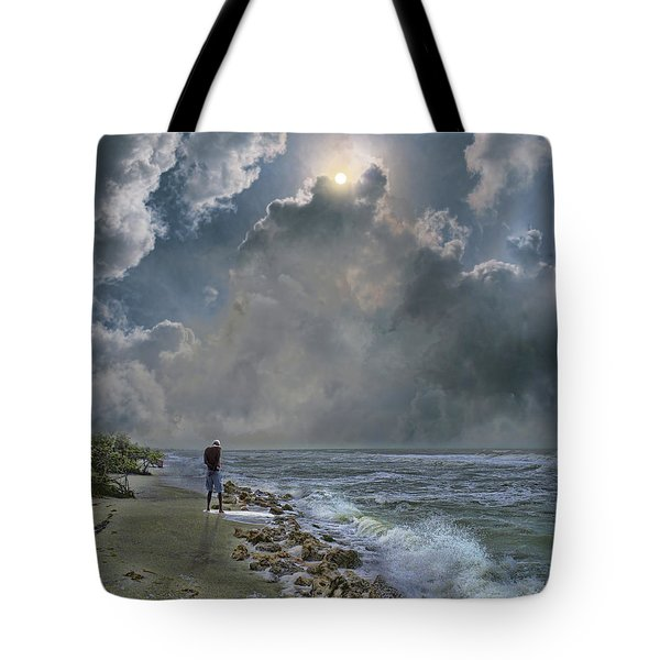 Tote Bag featuring the photograph 4405 by Peter Holme III