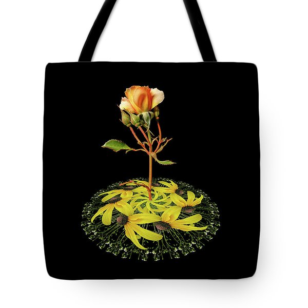 Tote Bag featuring the photograph 4407 by Peter Holme III