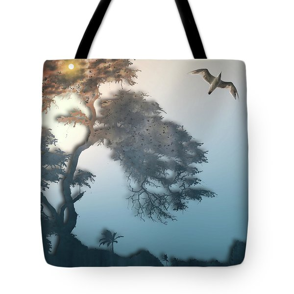 Tote Bag featuring the photograph 4408 by Peter Holme III