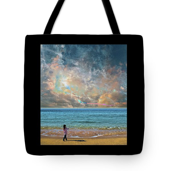 Tote Bag featuring the photograph 4410 by Peter Holme III