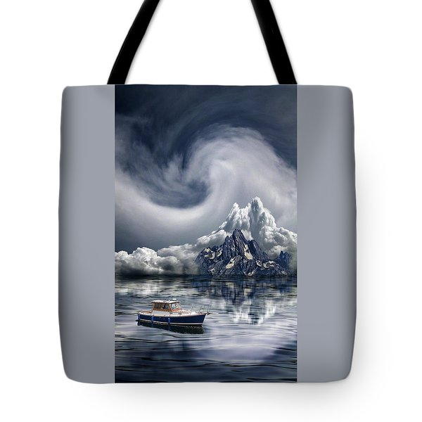 Tote Bag featuring the photograph 4412 by Peter Holme III