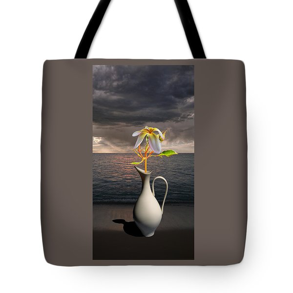 Tote Bag featuring the photograph 4416 by Peter Holme III