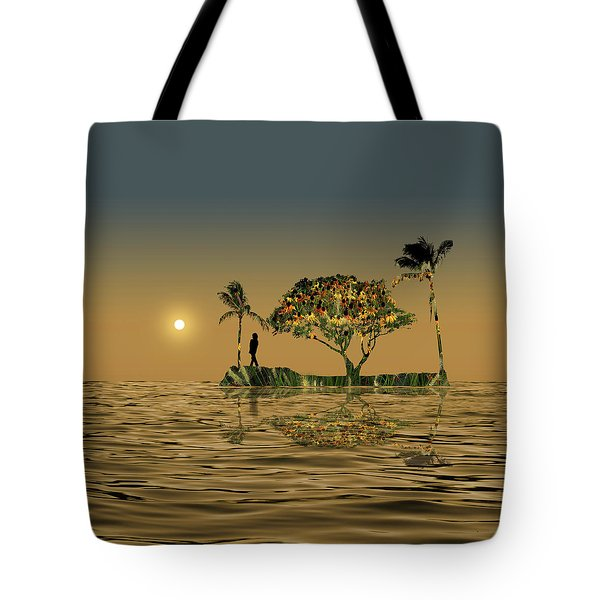 Tote Bag featuring the photograph 4423 by Peter Holme III