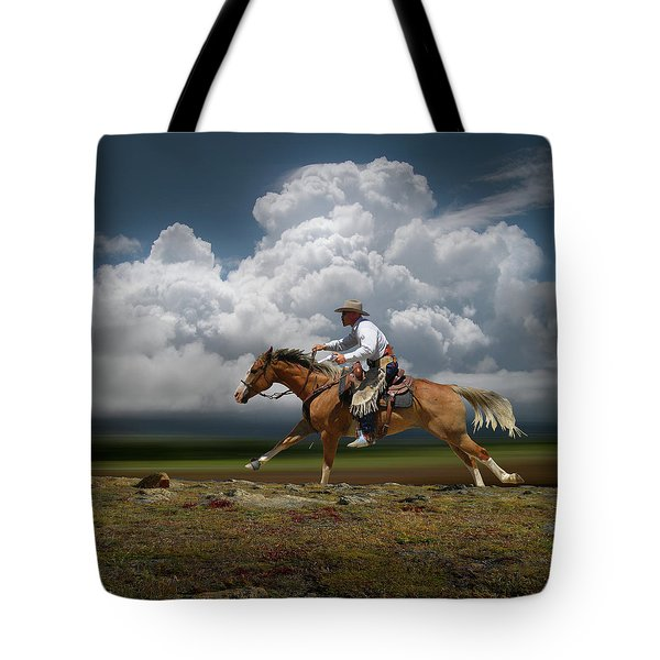 Tote Bag featuring the photograph 4427 by Peter Holme III
