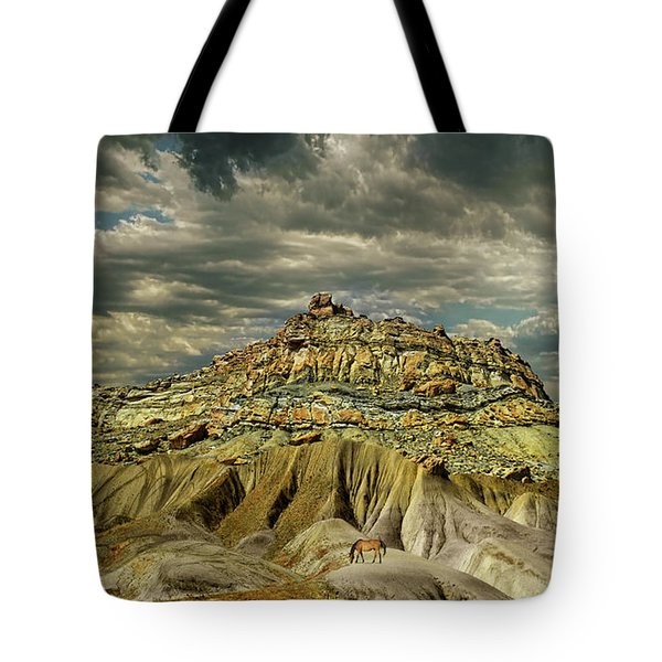 Tote Bag featuring the photograph 4453 by Peter Holme III