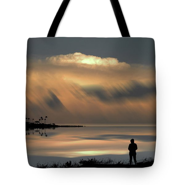 Tote Bag featuring the photograph 4459 by Peter Holme III
