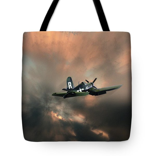 Tote Bag featuring the photograph 4462 by Peter Holme III