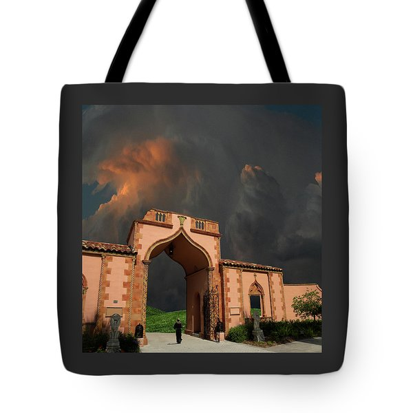 Tote Bag featuring the photograph 4470 by Peter Holme III
