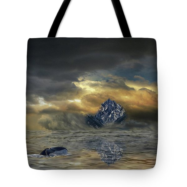 Tote Bag featuring the photograph 4471 by Peter Holme III