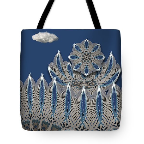 Tote Bag featuring the photograph 4475 by Peter Holme III