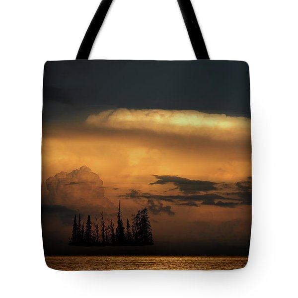 Tote Bag featuring the photograph 4476 by Peter Holme III