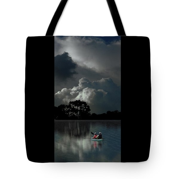 Tote Bag featuring the photograph 4477 by Peter Holme III