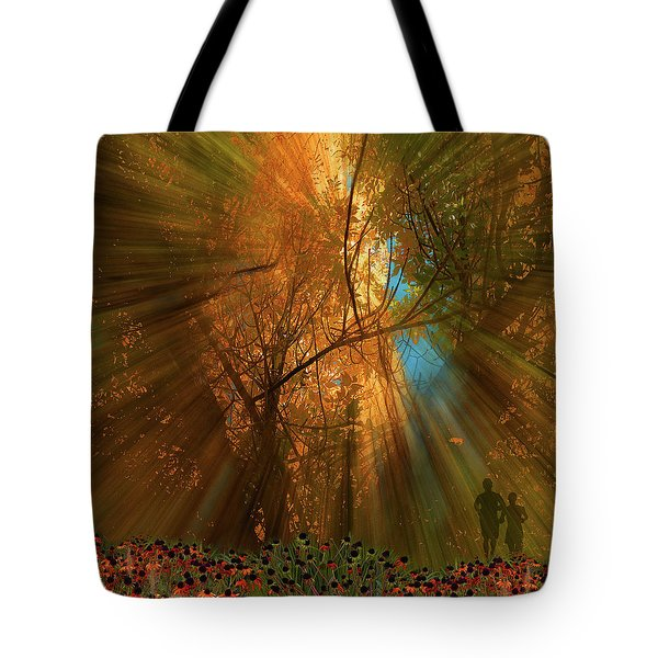 Tote Bag featuring the photograph 4478 by Peter Holme III