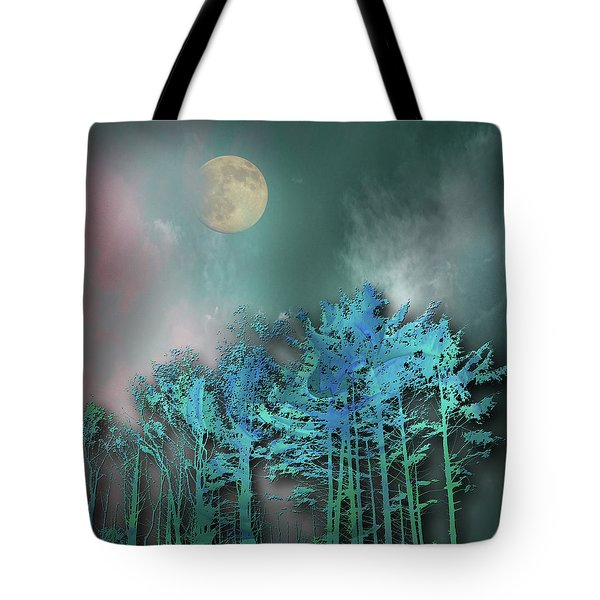 Tote Bag featuring the photograph 4480 by Peter Holme III