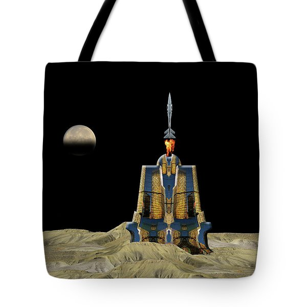 Tote Bag featuring the photograph 4481 by Peter Holme III