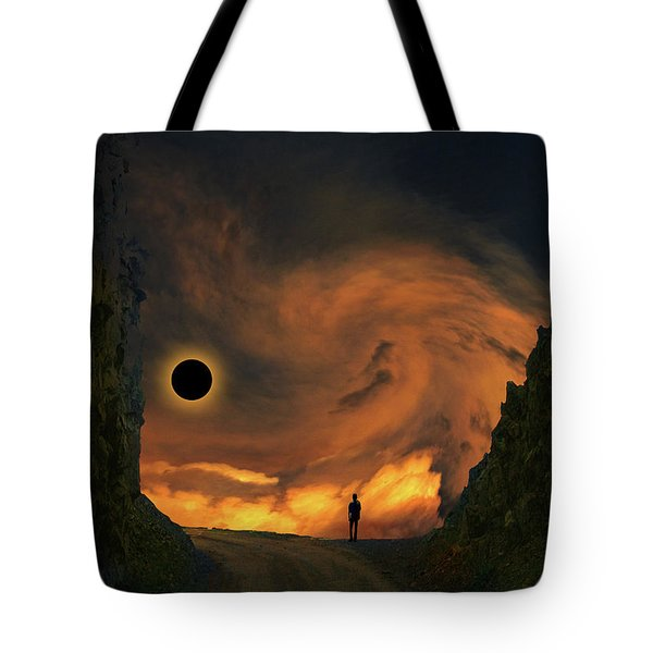 Tote Bag featuring the photograph 4484 by Peter Holme III