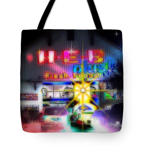#4570_heb_1_arty Tote Bag