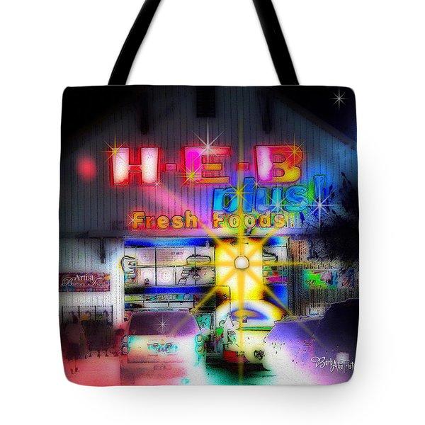 #4570_heb_1_arty Tote Bag by Barbara Tristan