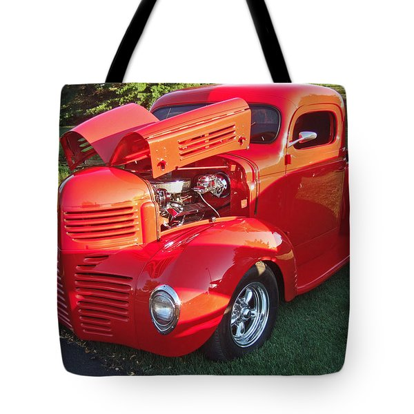 '47 Dodge Pickup Tote Bag