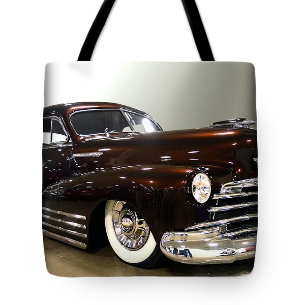 48 Chevy  Tote Bag by Bill Dutting