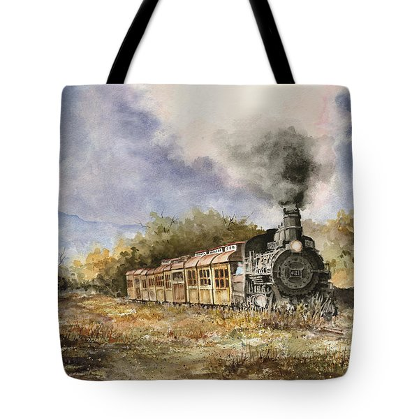 481 From Durango Tote Bag