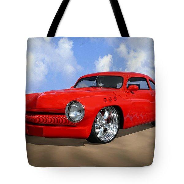 49 Mercury Tote Bag by Mike McGlothlen