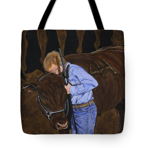 4h - Crushing Compassion Since 1913 Tote Bag
